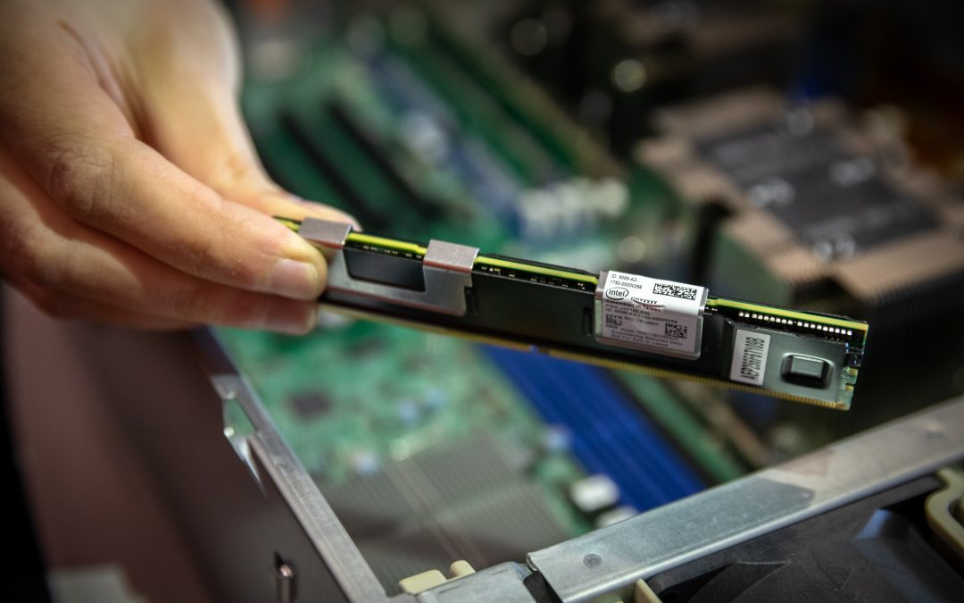 Early Measurements of Intel's 3DXPoint Persistent Memory DIMMs