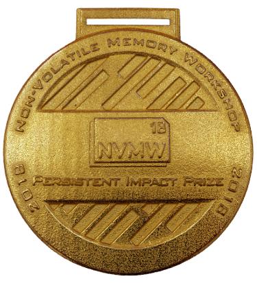 NVMW 2020 Persistent Impact Prize