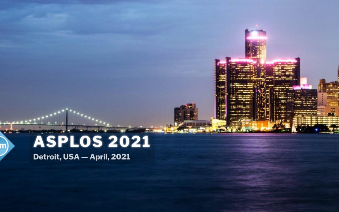 ASPLOS 2021