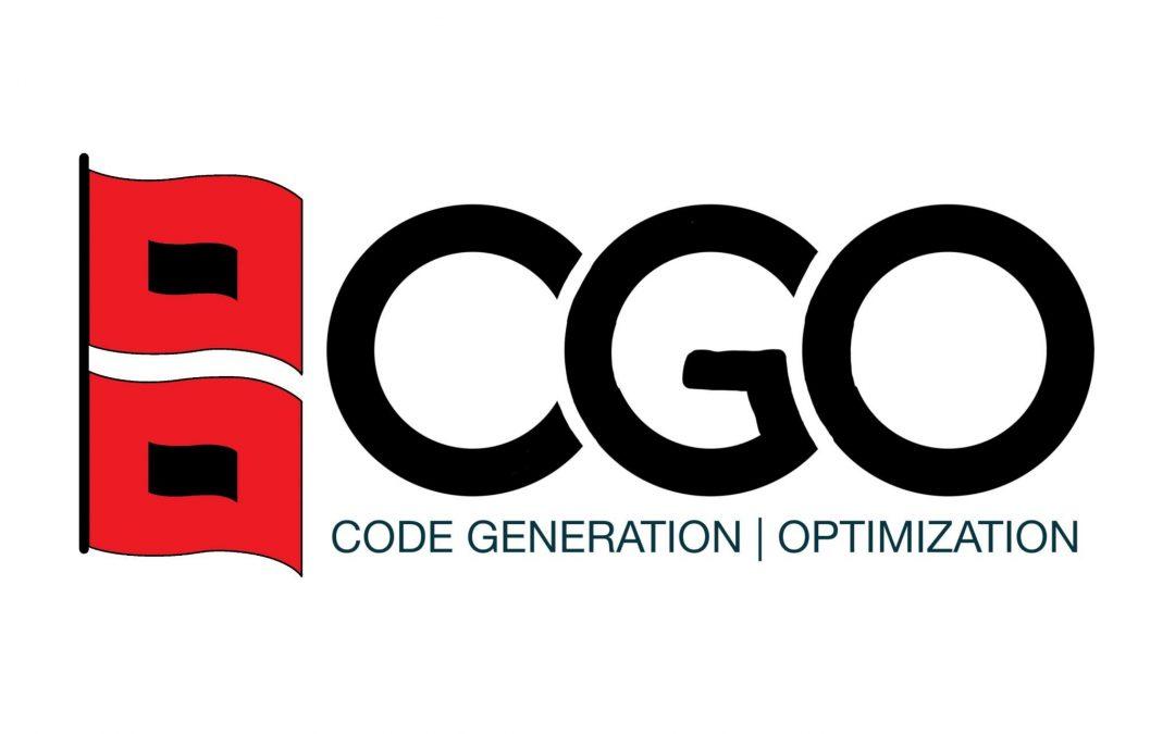 CGO 2022