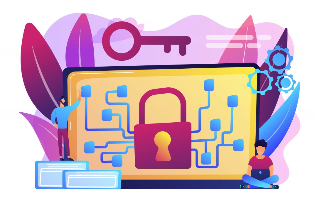 Cryptography for Secure Computing: A New Hardware Acceleration Opportunity