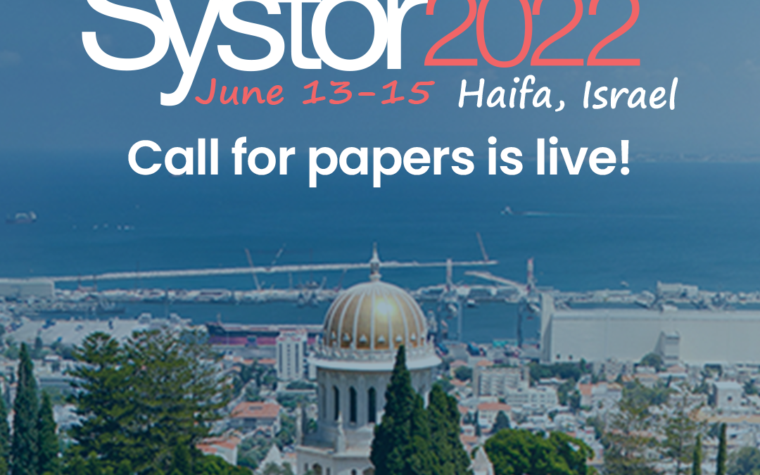 SYSTOR 22