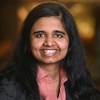 Picture of Harini Muthukrishnan